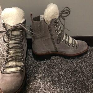 Culvert Lace-Up Hiker Boot